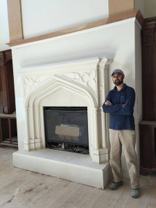 Cast Stones Fireplaces Photo - Fireplaces Atlanta
